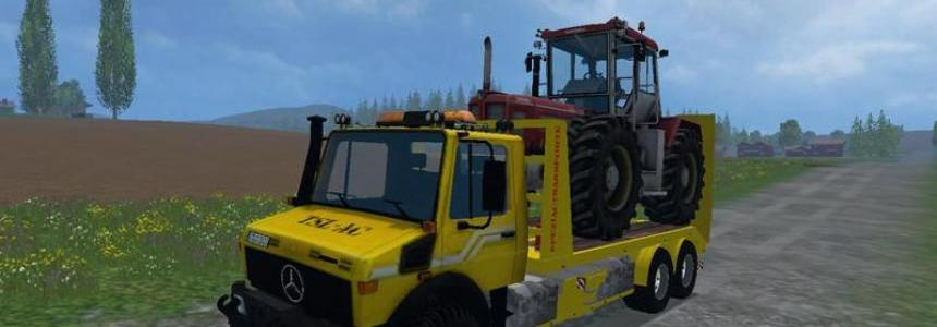 Cartransporter Unimog v1.0