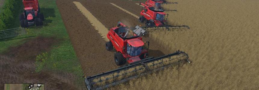 Case IH Combine Pack Unload Fix V1.3 Final
