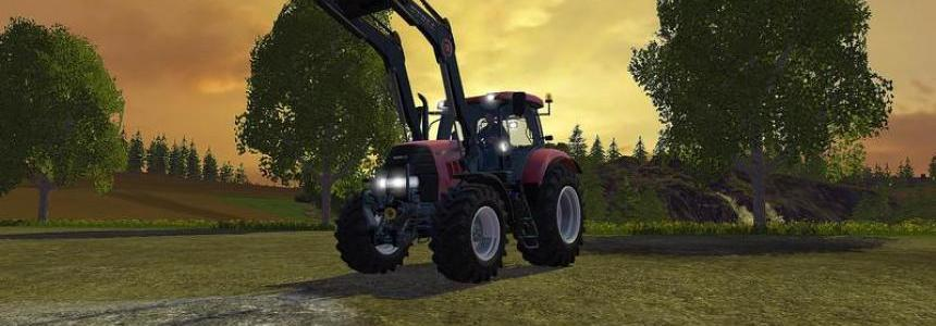 Case Puma 160 front loader pack v1