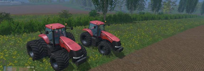CaseIH Magnum twin pack shader fix 1.2b