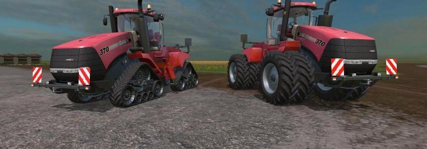 CaseIH Steiger 370 Rowcrop/Rowtrac Pack
