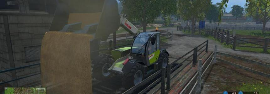 Claas Scorpion 6030CP PACK v1.0