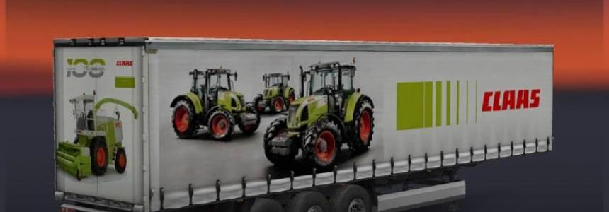 CLAAS Trailer 1.15