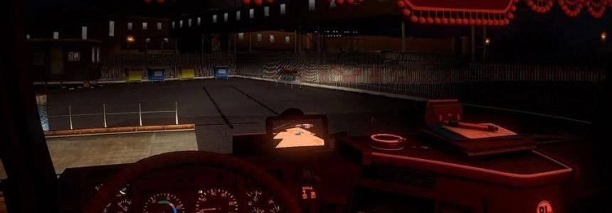 Colored Interior Lights for all Trucks v4.0