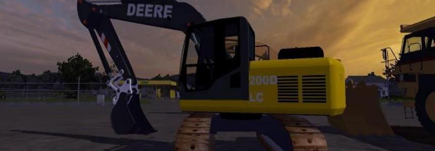 Deere 200D