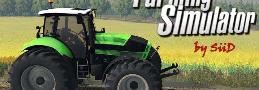 Deutz Agrotron X720 v3.0