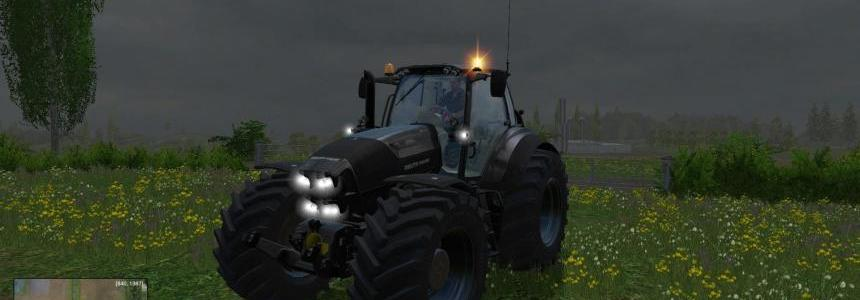 Deutz Fahr 620 Black Edition v1.0