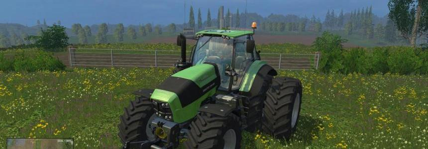 Deutz Fahr 7250 Dynamic Rear Twin Wheels V1.1 Error Fixes