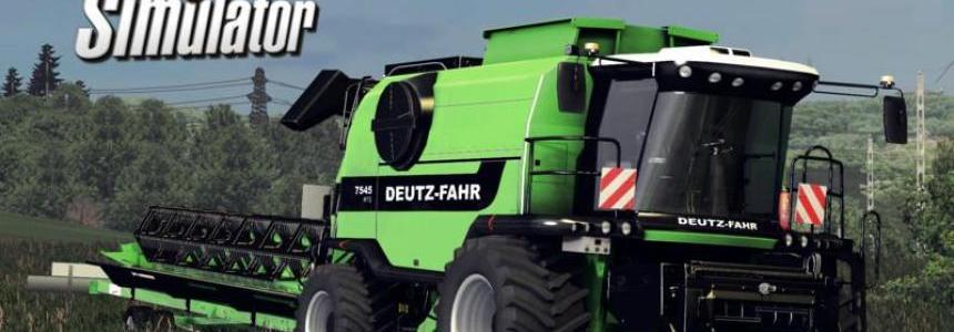 Deutz Fahr 745RTS v1.3