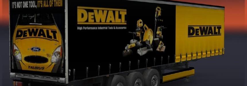DeWalt Power Tool Trailer  1.15