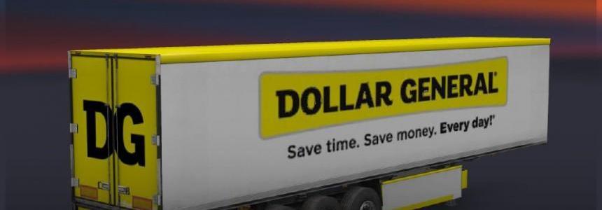 Dollar General Trailer