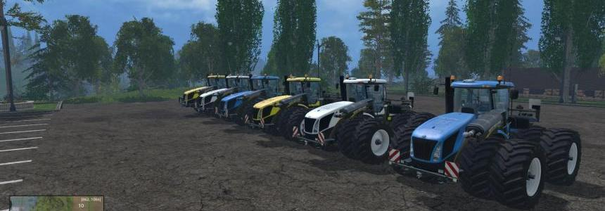 Dynamic New Holland T9560 6 pack v1.3 Final