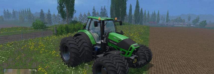 Dynamic8 Deutz Fahr 7250 Texture Fix V1.0
