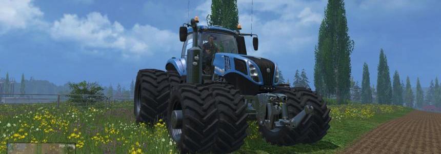 Dynamic8 New Holland T8320 blue v1.1