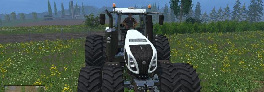 Dynamic8 New Holland T8320 V1.1