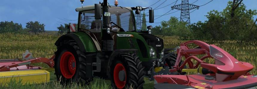 Fendt Vario 512 FULL + WASHABLE
