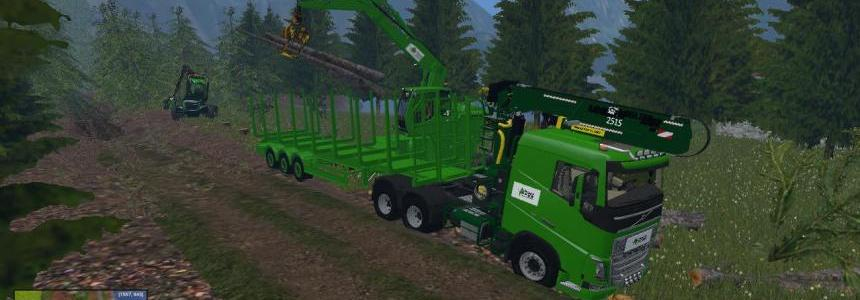 Fliegl FORESTY Passion Paysage reskin zorlac v1