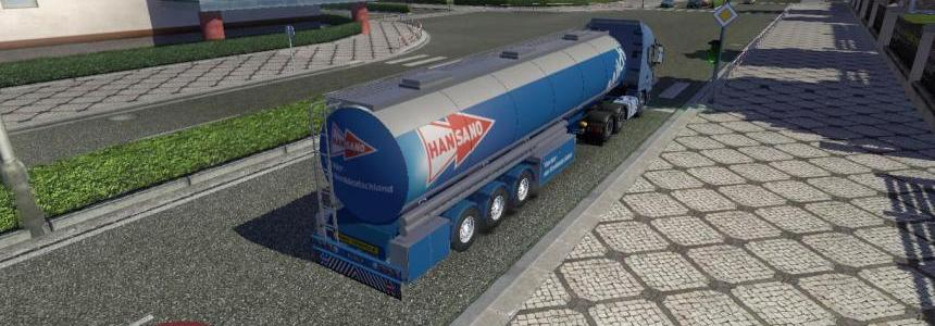 Food Cistern Trailers Pack