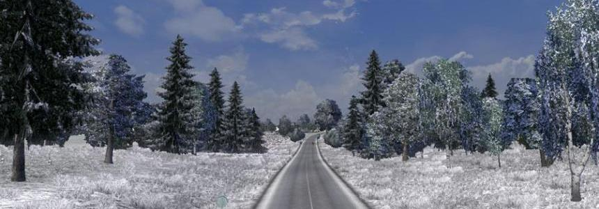 Frosty Late/Early Winter Weather Mod v4.0