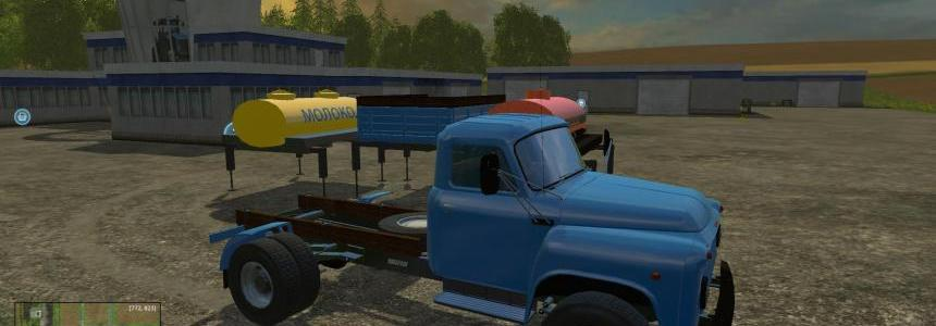 GAZ 53 Trucks Pack v1.1