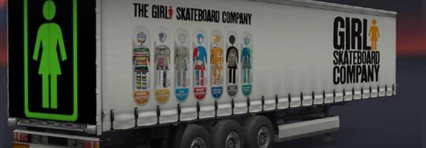 GIRL Skateboard Trailer 1.15