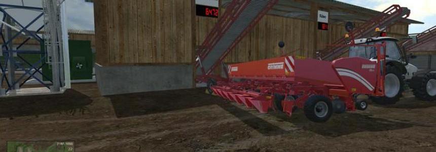 Grimme 660 v1.0 seedmaster