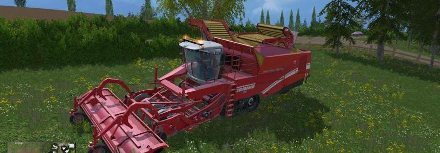Grimme Tectron 415 wide v1.1 Error Fixes