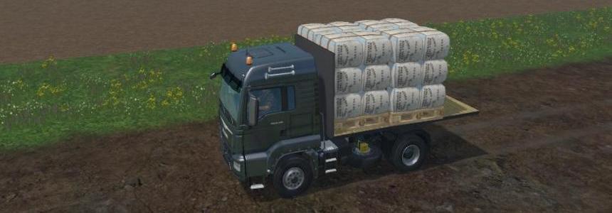 Handy Man truck