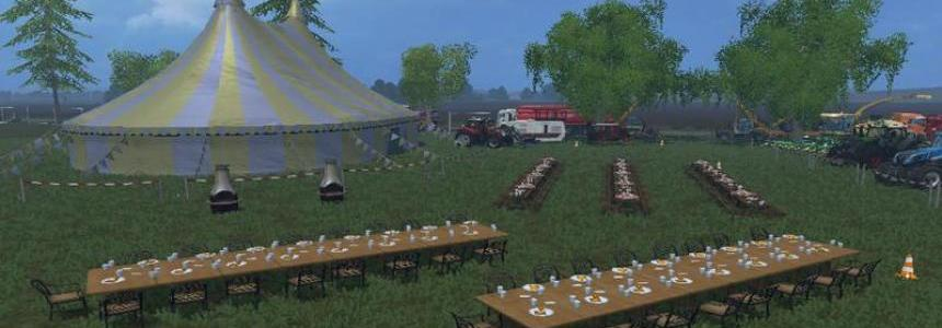 Hard and Party Tent v1.0