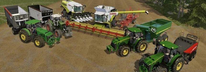 Harvesting Pack