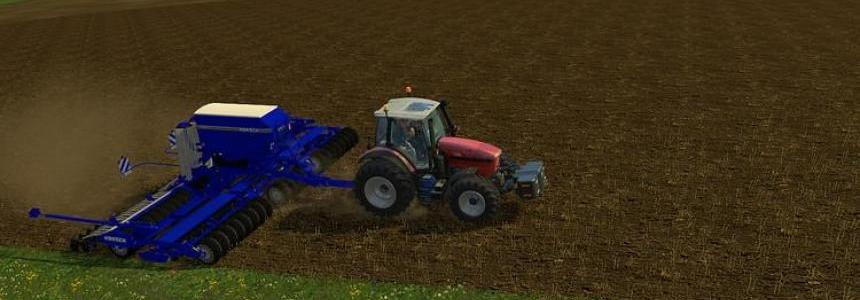 Horsch Pronto 9m v1.5 Blue Fertilizer