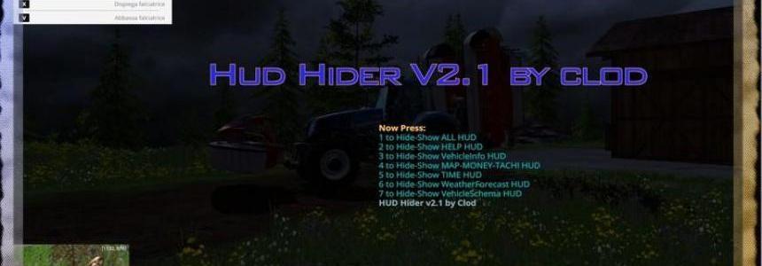 HUD hider v2.1