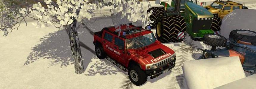 Hummer H2 firefighters v1.0 beta