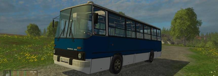 Ikarus-260 v2.0 by DANG
