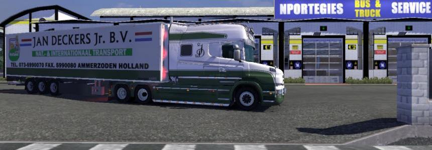 Jan Deckers Jr. Transport Combinatie 1.15.X