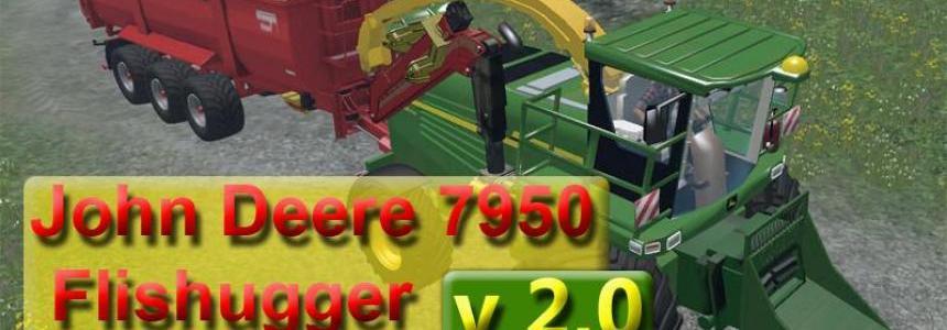 John Deere 7950 Flishugger v2.0