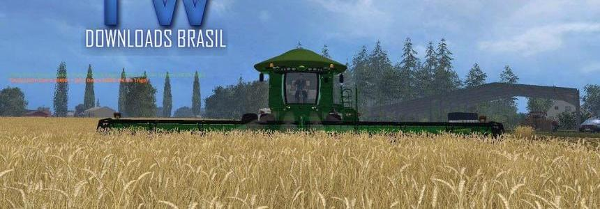 John Deere Brazilian S680 v1.0