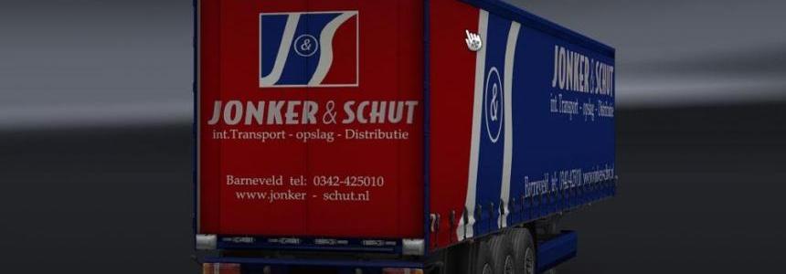 Jonker & Schut Trailer