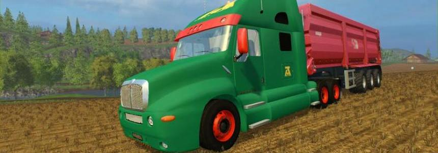 Kenworth KT2000 Aguas Tenias Edition v1.0