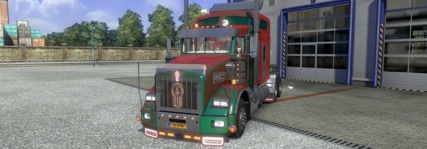Kenworth T800 v1.01