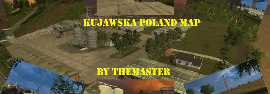 Kujawska Poland Map By TheMasteRTeamTV