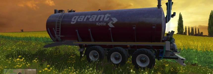 Liquid Tanker Trailer v1.0