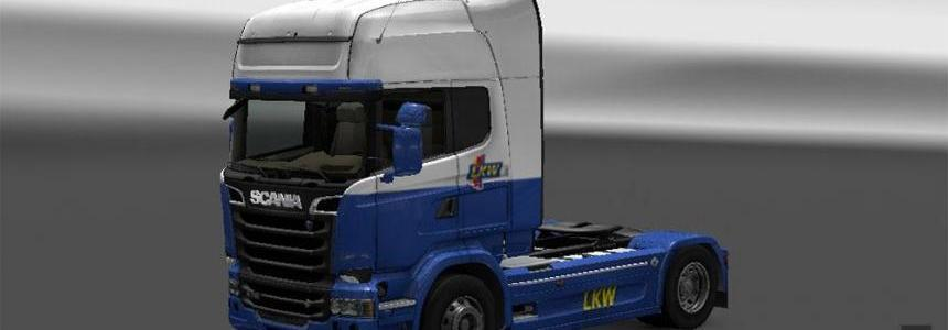 LKWlog Scania Streamline