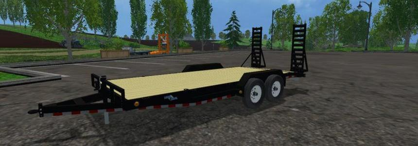 Load trail equipment trailer v1