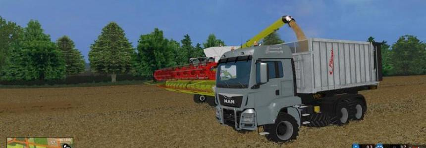 MAN Fliegl spreader v1.3