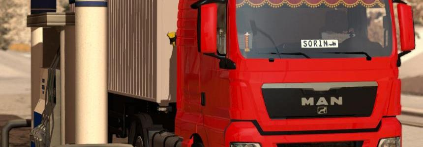 MAN TGX Version V1.0