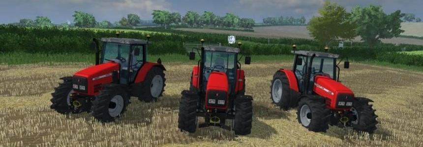 Massey Ferguson 6200 Series Pack