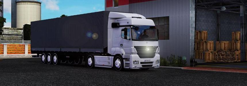 Mercedes-Benz Axor Edit