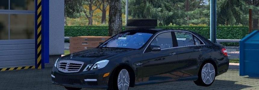 Mercedes E63 AMG V2.0