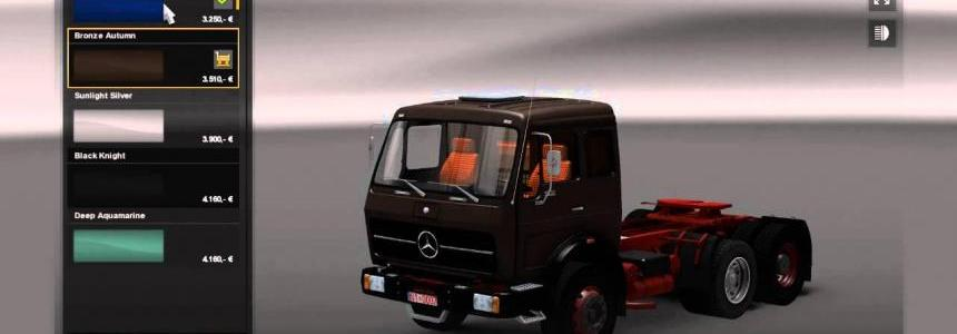 Mercedes NG1632 for v1.15
